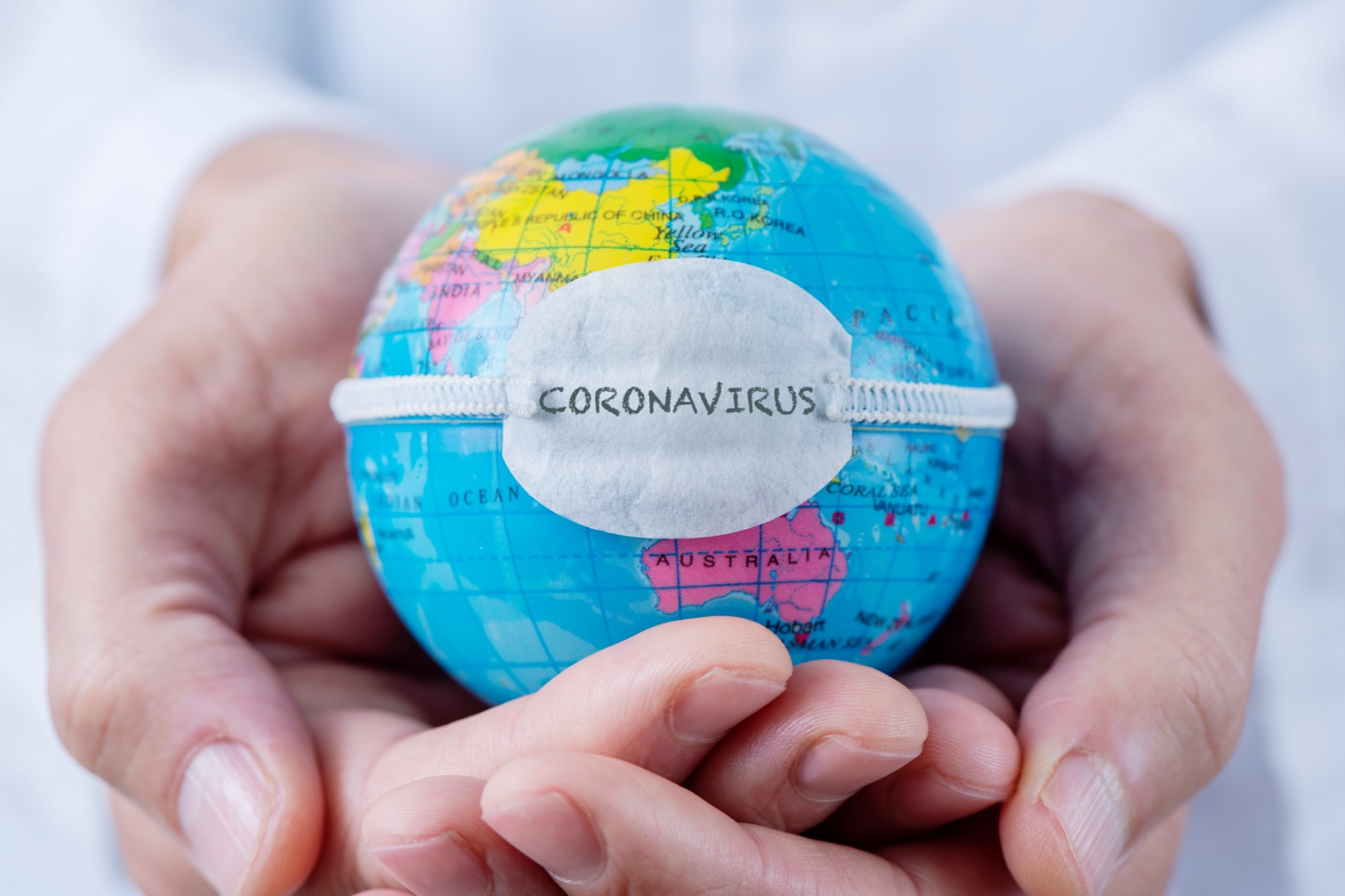 イメージ:2020 / 2021 Key Message to the world